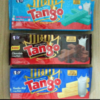 tango wafer 130gr (3pcs) + 1 PCS susu Bear Brand