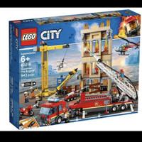 Lego City 60216 - Downtown Fire Brigade