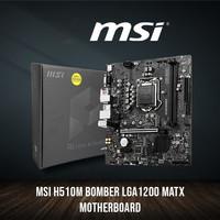 MSI H510M BOMBER - Intel Motherboard LGA1200