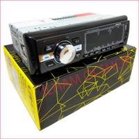 LANCER Tape Audio Mobil Multifungsi DCK-105 Bluetooth USB MP3 FM Radio