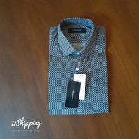 Kemeja Shirt ORIGINAL THE EXECUTIVE Kantor Men Cowok Pria Casual keren