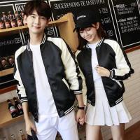 Jacket Sukajan Japan Polos Daily Based X-Urband Absolute Original A151