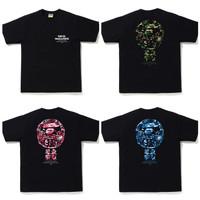 BAPE ABC Camo Daruma Tshirt new collection
