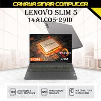 LENOVO IDEAPAD SLIM 5 - AMD RYZEN 5-5500U 8GB 512GB 14 FHD W10 OHS
