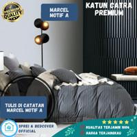 Bad cover set 180x200 160x200 Katun Catra Premium Hirasaki Homemade