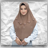 Jilbab Hijab instan Latisza Prisa Kerudung Bergo Arrafi Zoya Elzatta