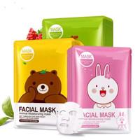 BQY Animal Moisturizing Mask Sheet Masker Wajah ❤️