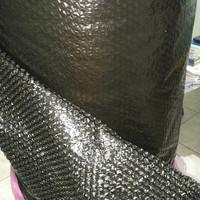 Bubble Wrap Hitam plastik gelembung Buble Per Roll Khusus Gojek Grab