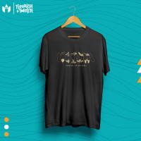 Kaos LKMA Turkiye - LKMA Badges Shirt by Nasywan