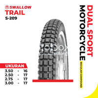 Ban Motor Swallow 300-17 S-209 TRAIL