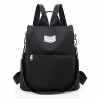 Tas Ransel Backpack Campus Rucksack - Y41601 - 7RBG0QBK - Hitam