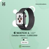 Apple Watch Series 4 Stainless Steel 44mm Celullar