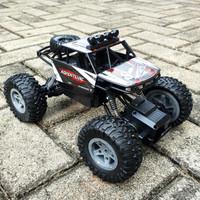 Mainan Mobil Remote Control Rock Crawler Ofroad terbaru 4WD skala 1:14