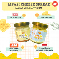 Mpasi Baby Cheese Spread Bb Booster