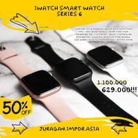 iWatch Smart Watch SERIES 6 PLUS update TERBARU