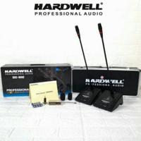 Mic Podium/Meja Wireless Conference Hardwell DSC-9002 -- 2bh Mic Meja