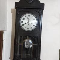 Junghans 3 Ding Wall Clock - Jam Dinding Klasik Junghans 3 lubang