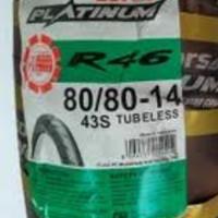 Ban Corsa R46 matic tubles ring14 R46 80/80-14 & 90/80-14 - 80/80-14