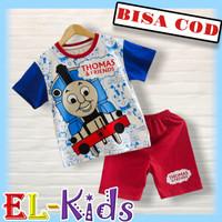 Baju Anak Laki-laki/Setelan Anak Laki-laki, D&C, thomas and Friends