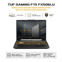 Asus Gaming TUF FX506LU | GTX1660Ti 144Hz i7 10870H 8GB 512GB SSD