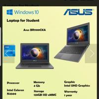 laptop Asus BR1100CKA Intel Celeron N4500 4GB ssd 128GB Win 10 Home