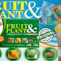 fruit and plant slimming capsule suplemen diet alami
