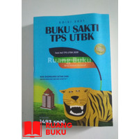 Buku sakti TPS utbk macan susu edisi 2021