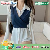 Fashion Cewek Korea / Baju Wanita Korean Style / Baju Wanita
