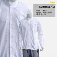 Baju Koko Putih, Baku koko lengan Panjang S Karbala
