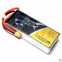 Tattu 14.8V 25C 4S 10000mAh Lipo Battery Pack with XT60 Connector