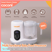 Coconi 5 in 1 Multi-functional Baby Food Processor | Baby Meal Maker