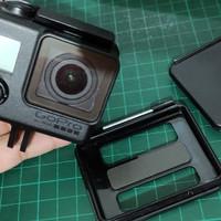 Waterproof Slim Black Housing Go Pro 3 4 Case Gopro Hero Ori Original