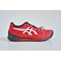 Sepatu Tenis ASICS Gel Resolution 8 Red Electric