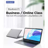 Ipason MaxBook P1 15.6 inch Business Laptop IPS Intel J4125 8G 256G