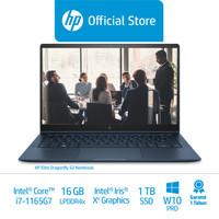 HP Elite Dragonfly G2 Laptop/Corei7/16GB/Intel Iris X/1TBSSD