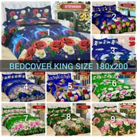 Bedcover Set Bonita King Size 180x200 Flat