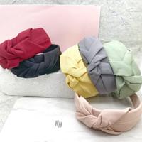 Bando Aksesoris Rambut Fashion Headband