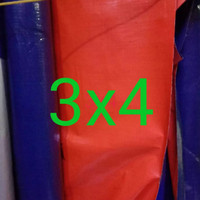 terpal plastik ukuran 3×4 TYPE A5 KOREA