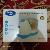 Baby Safe Smart Baby Food Processor