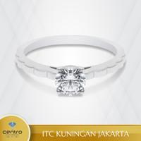 Cincin Emas Wanita TU0033 | Centro Jewellery