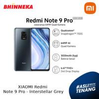 XIAOMI Redmi Note 9 Pro 6GB/64GB Smartphone Garansi Resmi
