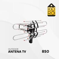 NGY Antena TV Remote / Antenna TV Remot Digital Analog 850   NAGOYA