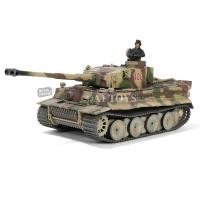 Diecast tank panser Tiger I sPzAbt 505 Forces of Valor 26 cm 1:32