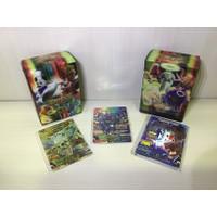 Set tournament great Animal Kaiser ultra rare card + box & lainnya