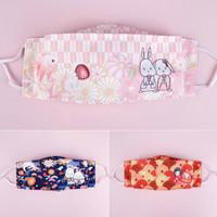 3D Adult Mask Japan Series - Jasmine Tease water repellent masker kain