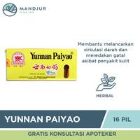 Yunnan Paiyao - Obat Infeksi Luka Luar / Dalam, Memar, Tukak Lambung