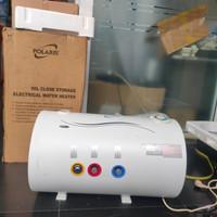 Display Water Heater / Pemanas Air Polaris D50-12A 50Liter (Bclass)