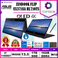 Asus Zenbook Flip S UX371EA HL710TS 4K OLED i7 1165G7 16GB 1TBssd