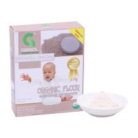 Makanan Bayi GASOL Tepung Beras Coklat Organik 200Gr