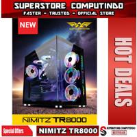 Armaggeddon Nimitz TR8000 Extended ATX Gaming PC Case